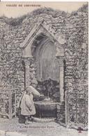 Vallee De Chavreuse  La Fontaine Des Vaulx  1905 - Autres Communes