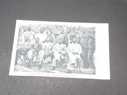 CONGO - Carte Postale - Sierra Léonais Employés Au Chemin De Fer - L 19528 - Congo Français - Autres