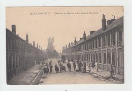 62 - BILLY MONTIGNY / ENTREE DE LA FOSSE N°2 Des MINES DE COURRIERES - Sonstige Gemeinden