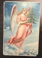 AK   ANGEL  ENGEL   CHRISTMAS - Anges