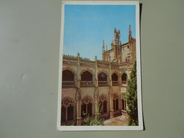 ESPAGNE CASTILLA LA MANCHA TOLEDO PATIO DE SAN JUAN DE LOS REYES - Toledo