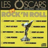 Les OSCARS DU ROCK'N'ROLL - CD - Johnny CASH - Chuck BERRY - Roy ORBISON - Bill HALEY - Jerry Lee LEWIS - Carl PERKINS - Rock