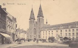 TERMONDE - FLANDRE ORIENTALE - BELGIQUE - CPA BIEN ANIMÉE FELDPOST 1915 - EDITEUR NELS. - Belgique