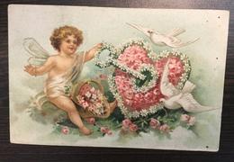 AK   ANGEL  ENGEL   1908. - Anges