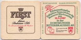 #D209-185 Viltje Dortmunder Ritter - Sous-bocks