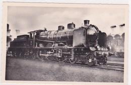 Alsace Lorraine Locomotive S 12,1301a 1308 Puis 1 -231 A - Eisenbahnen