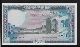 Liban - 100 Livres - Pick N°66d - SPL - Lebanon