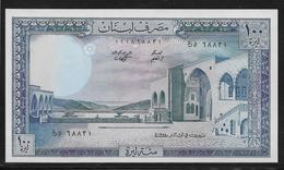 Liban - 100 Livres - Pick N°66 - NEUF - Lebanon