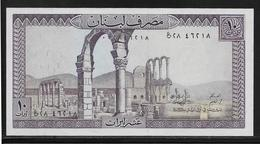 Liban - 10 Livres - Pick N°63 - NEUF - Libano