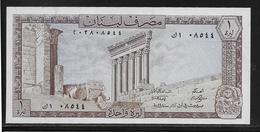 Liban - 1 Livre - Pick N°61 - NEUF - Liban