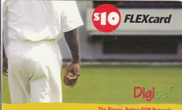 Carribean Is - FLEXcard $ 10 - Telefonkarten