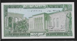 Liban - 5 Livres - Pick N°62 - NEUF - Libanon