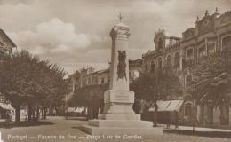 Portugal - Figueira Da Foz - Praça Luiz De Camoes - Monument Aux Morts - Coimbra