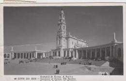 Portugal - Fatima - Santuario - Cova Da Iria - Basilica - Santarem