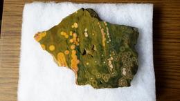 Jaspe Orbiculaire - Madagascar - Minerals
