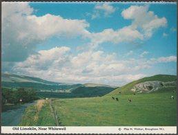 Old Limekiln Near Whitewell, Lancashire, C.1980s - LFWI Postcard - England