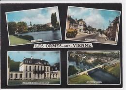 86 LES ORMES Sur VIENNE Multivue - Autres Communes
