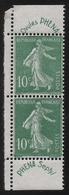 "1924, Semeuse "" PHENA "" Paire!, Rare!€ 110,- + Paire !  A439 - France"
