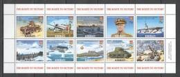 E926 KIRIBATI WORLD WAR WWII THE ROUTE TO VICTORY 1KB MNH - 2. Weltkrieg