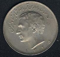 Iran, 10 Rials SH 1345 (=1966) - Iran