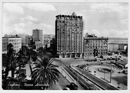 CAGLIARI    PIAZZA   AMENDOLA         (VIAGGIATA) - Cagliari