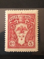 VATICAN - N° 44 - Neuf** - Neufs