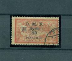 Französische Kolonie, Neuer Wert Auf Französischer-Marke, Mi.-Nr. 140 Gestempelt - Syrien (1919-1945)