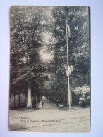 Averbode Drève De Westerloo Westerloosche Dreef Gelopen 1913 - Scherpenheuvel-Zichem