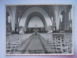 Berchem Paters Karmelieten Kerk V H. KL. Theresia Luithagen Binnenzicht - Antwerpen