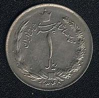 Iran, 1 Rial 1345 (=1966) - Iran