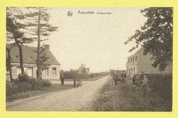 * Ruiselede - Ruysselede * (Nels, Uitg Cesar Standaert) Veldkapelleke, Café, Animée, Vélo, Straatzicht, TOP, Unique - Ruiselede