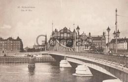 Denmark - Kobenhavn - Bridge - Denmark
