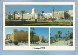 Hammamet (Tunisie) 2 Scans - Tunisie