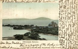 OHINEMUTU ROTORUA  NEW ZEALAND POST CARD - Nueva Zelanda