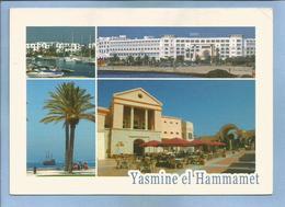 Yasmine El Hammamet (Tunisie) 2 Scans - Tunisie