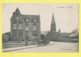 * Ruiselede - Ruysselede * (Uitg C. Standaert) Pastorij, Vélo, Enfants, Animée, Rare, église, Kerk, TOP, Unique, Old - Ruiselede