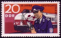 1582 Deutsche Volkspolizei 20 Pf O - DDR