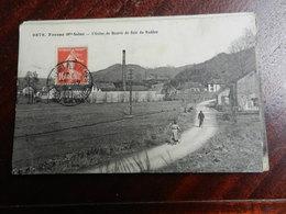 17546) 70 HAUTE SAHONE FRESSE USINE DE BOURRE DE SOIE DU RADDON VIAGGIATA - France