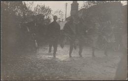 At Hurley In The Rain, Berkshire Or Warwickshire, 1936 - PCL RP Postcard - Postcards