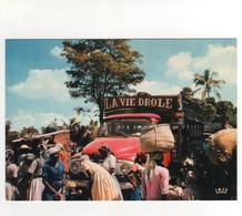 "Carte Postale N° 8373 "" Marché "" , Neuve - Haïti"
