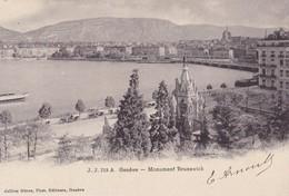 GENEVE - Monument Brunswick - GE Geneva