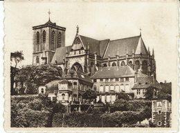 LIEGE -EGLISE SAINT MARTIN-MINI-CARTE- - Luik
