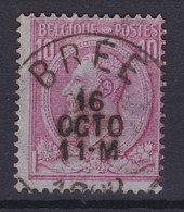 N° 46 BREE - 1884-1891 Léopold II