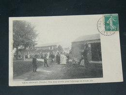 CHALANDRAY  / ARDT  Poitiers    1904   /   UNE NOCE   .........  EDITEUR - Autres Communes