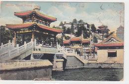 Peking - Summer Palace - 1918       (180616) - Cina