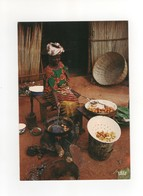 """Afrique En Couleurs Carte Postale N° 7367  """" Marchande De Beignets """" , Neuve - Autres"""