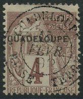 Guadeloupe (1890) N 16 (o) - Guadeloupe (1884-1947)