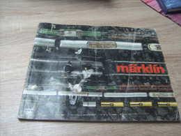 Train Electrique Marklin : Catalogue Année 1979 - Other Collections
