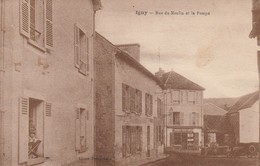 91 - IGNY - Rue Du Moulin Et La Pompe - Igny