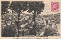 91 - IGNY - Gommonvilliers - Panorama - Igny